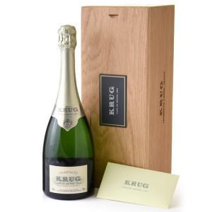 オリジナル箱入り  クリュッグ クロ デュ メニル[2002](泡 白) (ワイン(=750ml)4本と同梱可)|takamura