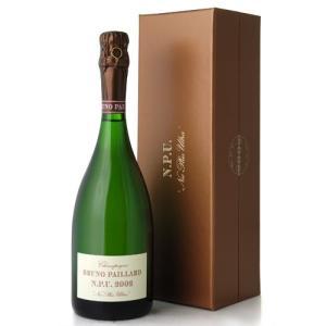 箱入り N.P.U. [2002] ブルーノ パイヤール   (泡 白) (ワイン(=750ml)4 本と同梱可)|takamura