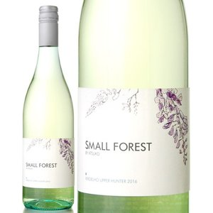 ヴァデーロ アッパー ハンター[2016]スモール フォレスト(白ワイン)|takamura