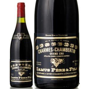 シャルム シャンベルタン グラン クリュ[2011]カミュ(赤ワイン)|takamura