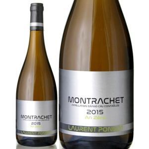 モンラッシェ グラン クリュ アン ゼロ[2015]ローラン ポンソ(白ワイン)|takamura