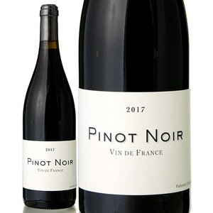 ヴァン ド フランス ピノ ノワール[2017]フレデリック コサール(赤ワイン)|takamura