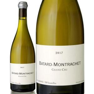 バタール モンラッシェ グラン クリュ[2017]フレデリック コサール(白ワイン)|takamura