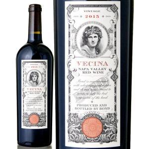 ヴァシーナ ナパ ヴァレー レッド ワイン[2015]ボンド エステート(赤ワイン)|takamura