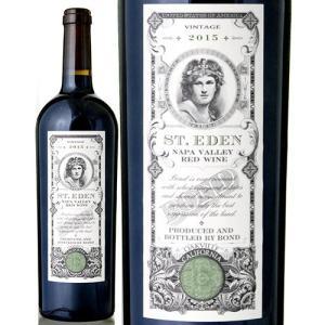 セント エデン ナパ ヴァレー レッド ワイン[2015]ボンド エステート(赤ワイン)|takamura