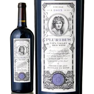 プルリバス ナパ ヴァレー レッド ワイン[2015]ボンド エステート(赤ワイン)|takamura
