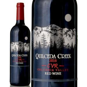 レッド ワイン コロンビア ヴァレーCVR[2016]クイルシーダ クリーク(赤ワイン)|takamura