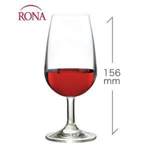 テイスティング グラス 国際規格 INAO 210ml(ロナ)1脚 (ワイングラス RONAシリーズ)|takamura|02