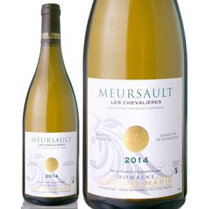 ムルソー・シュヴァリエール[2014] ドメーヌ・デュスボワ・マリー(白ワイン)|takamura