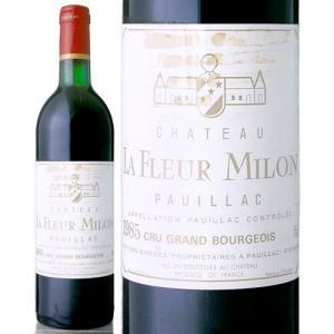 シャトー・ラ・フルール・ミロン[1985](赤ワイン) ※ラベル瓶&キャップに汚れ・破れ・傷有り※|takamura