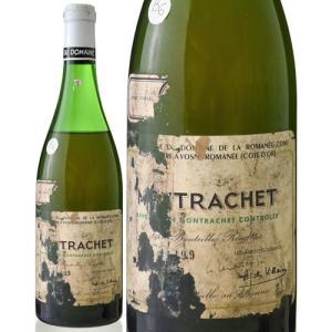 並行 モンラッシェ グラン クリュ[1973]ドメーヌ ド ラ ロマネ コンティ(白ワイン)B6 takamura