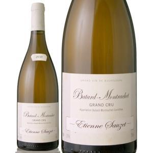バタール モンラッシェ グラン クリュ[2010] エティエンヌ ソゼ(白ワイン)|takamura