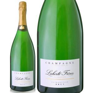 【マグナムボトル】ブリュット・ウルトラディションNV ラエルト・フレール 1500ml(泡・白) (ワイン(=750ml)4本と同梱可)[J] takamura