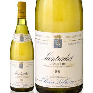 モンラッシェ[1991]オリヴィエ・ルフレーヴ (白ワイン)|takamura
