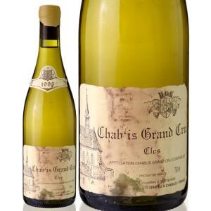 シャブリ・クロ[1998] フランソワ・ラヴノー(白ワイン)※ラベル瓶&キャップに汚れ・破れ・傷有り※|takamura