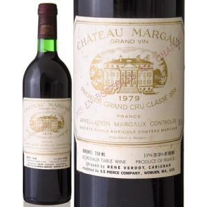シャトー・マルゴー[1979](赤ワイン) ※ラベル瓶&キャップに汚れ・破れ・傷有り※|takamura