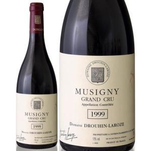 ミュジニー・グラン・クリュ[1999] ドルーアン・ラローズ(赤ワイン) ※ラベル瓶&キャップに汚れ・破れ・傷有り※|takamura