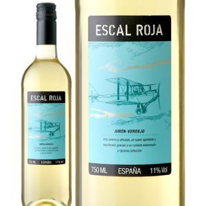 エスカル ロハ ブランコNVレセルバ ド ラ ティエラ(白ワイン)|takamura