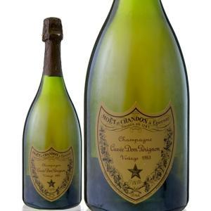 ドン ペリニヨン[1983](泡 白)並行 ※ラベル瓶&キャップに汚れ・破れ・傷有り※|takamura