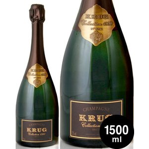 マグナムボトル クリュッグ ミレジメ[1995] 1500ml (ワイン(=750ml)4本と同梱可)(泡 白)|takamura