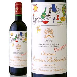 シャトー ムートン ロートシルト[1997](赤ワイン)|takamura