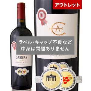 訳あり  ガーディアン カベルネ メルロー [ 2019 ] アルマ セルシウス ( 赤ワイン )   [S]|takamura