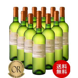 送料無料 『ジルベールガイヤール 2019金賞受賞』モンタネット ソーヴィニヨン ブラン 2018 アルマ セルシウス12本セット(白ワイン) takamura
