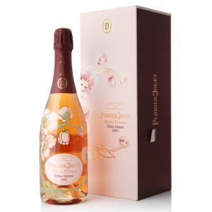 並行 箱入り ベル エポック オータム ロゼ [ 2005 ]ペリエ ジュエ (ワイン(=750ml)4 本と同梱可)( 泡 ロゼ )  シャンパン シャンパーニュ [S]|takamura