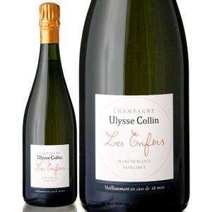 レ ザンフェール ブラン ド ブラン エクストラ ブリュットNVユリス コラン(※ベース2015年ヴィンテージ) ( 泡 白 )  シャンパン シャンパーニュ [S]|takamura