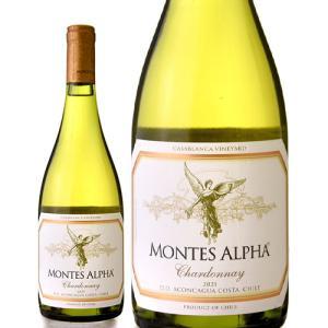 モンテス・アルファ[2015]シャルドネ(白ワイン)|takamura