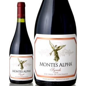 モンテス・アルファ[2014or2015]シラー(赤ワイン)※ヴィンテージご指定不可※|takamura
