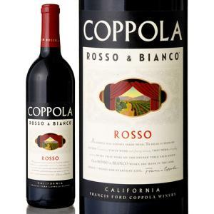 コッポラR & Bロッソ[2016]フランシス コッポラ(赤ワイン) takamura