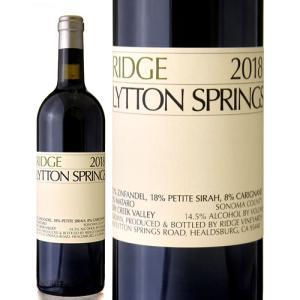 リットン スプリングス[2015]リッジ ヴィンヤーズ(赤ワイン)|takamura