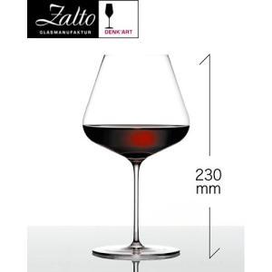 Zalto(ザルト)ブルゴーニュ グラス 960ml(ワイングラス)(GZ100SO)(ワイン(=750ml)8本と同梱可) takamura