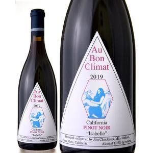 オー ボン クリマ ピノ ノワール イザベル[2014](赤ワイン)|takamura