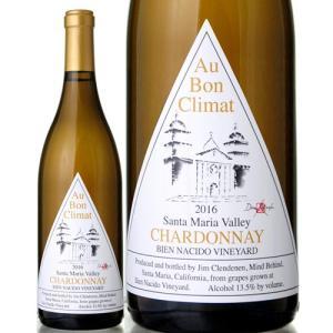 オー・ボン・クリマ・シャルドネ[2015]ミッション・ラベル(白ワイン) takamura