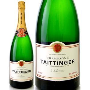 マグナムボトル 正規 テタンジェ ブリュットレゼルヴNV1500ml(泡 白)(ワイン(=750ml)6本まで同梱可能)|takamura