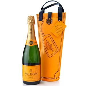【ショッピング・バッグ付き】ヴーヴ・クリコ・ポンサルダン・ブリュット・ショッピング・バッグNV(泡・白)(ワイン(=750ml)10本と同梱可)|takamura