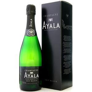 箱入り アヤラ ブリュット マジュール(泡 白)(ワイン(=750ml)11本と同梱可)|takamura