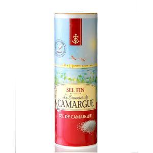 カマルグ塩 セルファン(細粒)250g(1〜3個迄、ワイン(=750ml)11本と同梱可)[J]|takamura