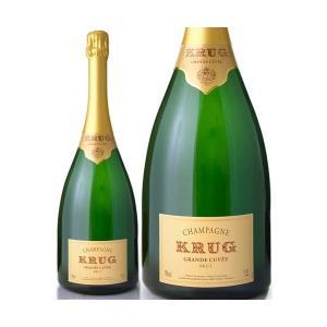 【正規品】【マグナムボトル】クリュッグ グランド キュヴェNV1500ml ※同梱不可(泡・白) takamura