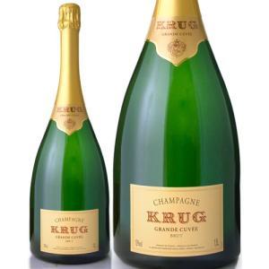 マグナムボトル 正規 クリュッグ グランド キュヴェNV1500ml (泡 白)(ワイン(=750ml)4 本と同梱可)|takamura