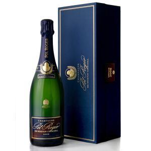 箱入り キュベ サー ウィンストン チャーチル[2008]ポル ロジェ(泡白)(ワイン(=750ml)4本と同梱可)|takamura