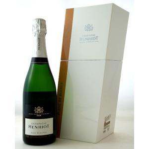【クーラーボックス付】アンリオ・ブラン・ド・ブランNV(泡・白)(ワイン(=750ml)4本と同梱可)|takamura
