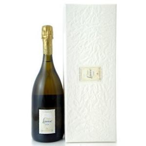 箱入り キュベ ルイーズ[1999]ポメリー(泡 白)(ワイン(=750ml)4本と同梱可)