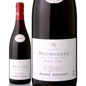 ブルゴーニュ・ピノ・ノワール[1998]アンドレ・ゴワショ(赤ワイン)|takamura