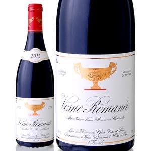 ヴォーヌ ロマネ[2012]グロ フレール エスール(赤ワイン)|takamura