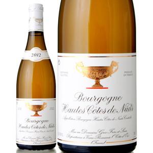 ブルゴーニュ オート コート ド ニュイ ブラン[2012]グロ フレール エ スール(白ワイン)[J]|takamura