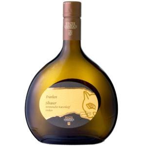 ゾンメラッヒャー・カッツェンコップ シルヴァーナQbaトロッケン[2015](白・辛口)(ワイン(=750ml)10本と同梱可)※ギフト箱でのラッピング不可 takamura