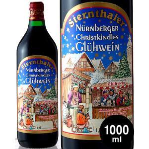 グリューワインNVシュテルン ターラー1000ml(赤ワイン 甘口)|takamura